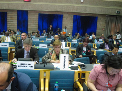 Nairobi: Provocările de mediu pentru România