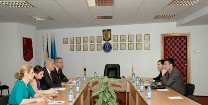 Proiecte CCIB pe piaţa turkmenă