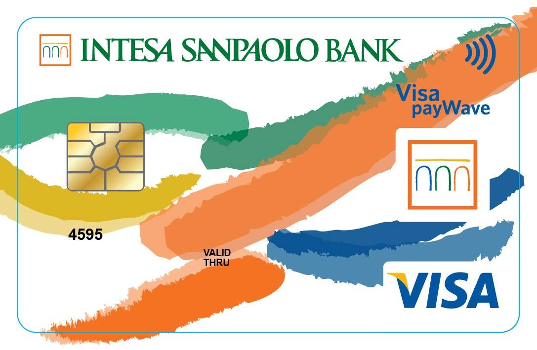 Intesa Sanpaolo Bank lansează cardul contacless Visa Inspire