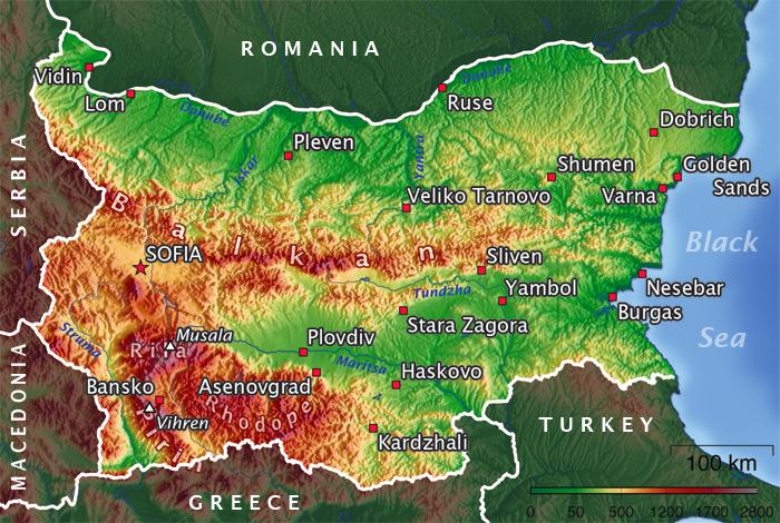 Bulgaria vrea să crească exporturile în China