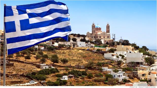 Grecia – creştere economică pentru prima dată din 2008