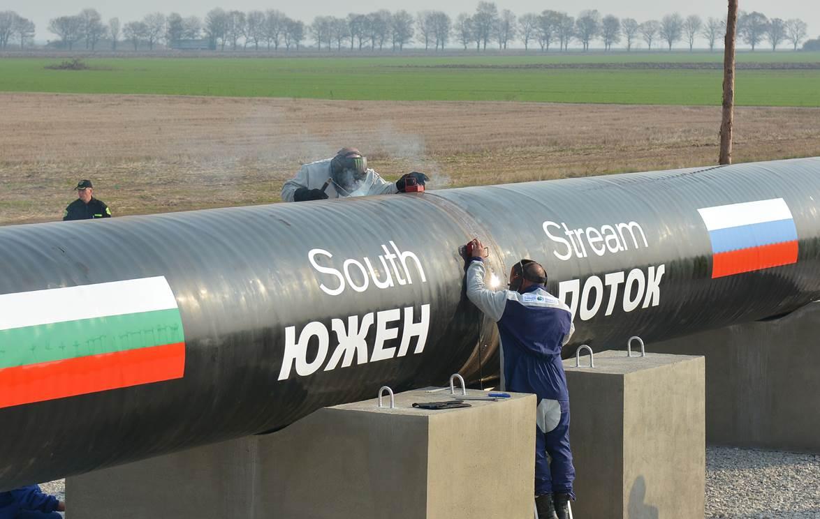 Rusia renunţă la proiectul South Stream