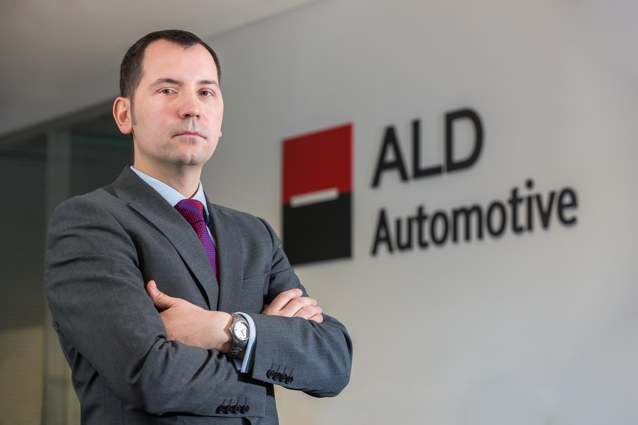 Nou director comercial la ALD Automotive: Cătălin Olteanu