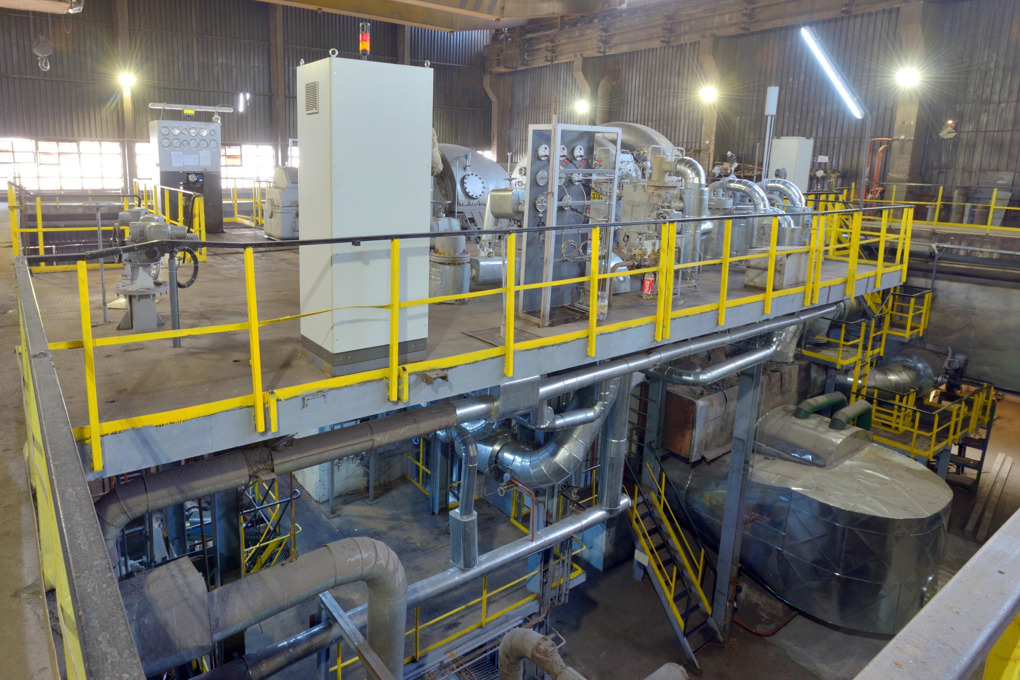 ArcelorMittal Galaţi a investit 7 mil euro în programul pentru creșterea eficienţei energetice