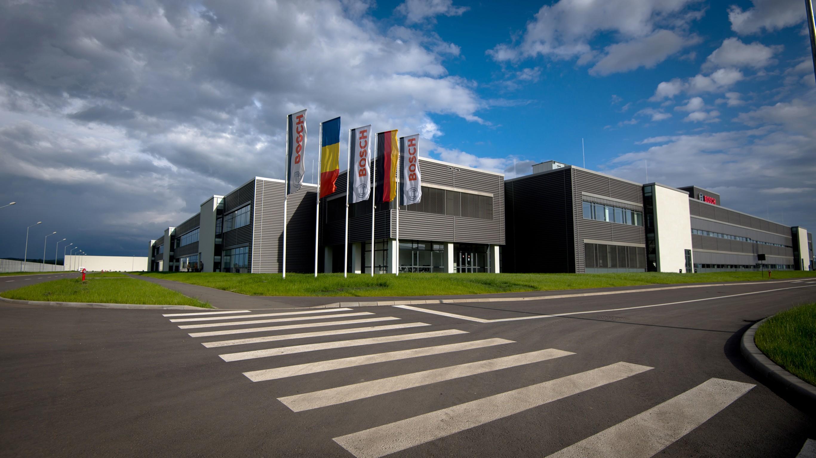 Bosch R&D Open Day pentru studenții şi tinerii profesioniști din Cluj