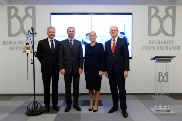 Concorde Securities devine membru BVB