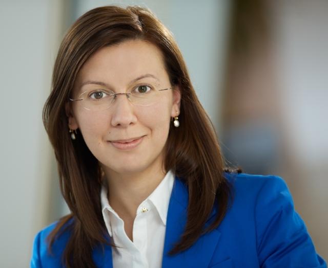 Carmen Staicu este noua purtătoare de cuvânt a Erste Group