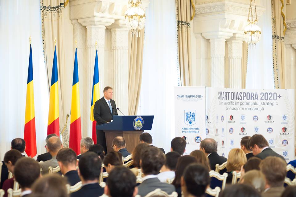 Conferința SMART Diaspora 2020+