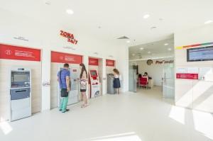 ProCredit Bank a inaugurat primele locații cu zone de banking deschise 24 de ore