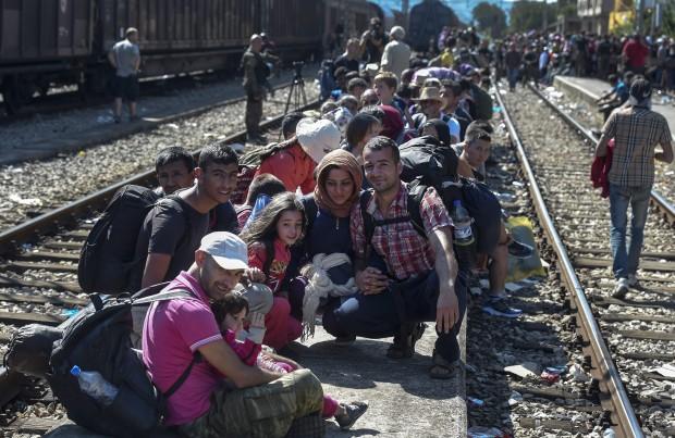 Ani grei. Va rezista fragila construcţie a SUE asaltului migranţilor?