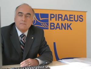 Piraeus Bank şi-a întărit lichiditatea şi solvabilitatea în ciuda turbulenţelor anului 2015