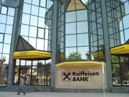 Raiffeisen Bank a realizat un profit net de 98 milioane euro în 2015