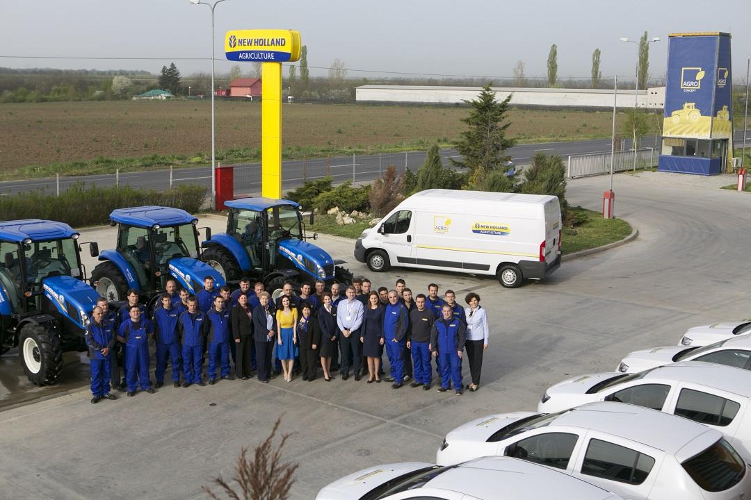 AgroConcept inaugurează sediul central al companiei şi anunţă un nou parteneriat strategic