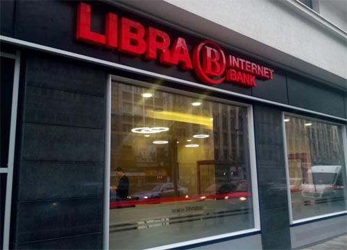 Libra Internet Bank: profit net de peste 15 milioane lei dupǎ primul trimestru din 2016