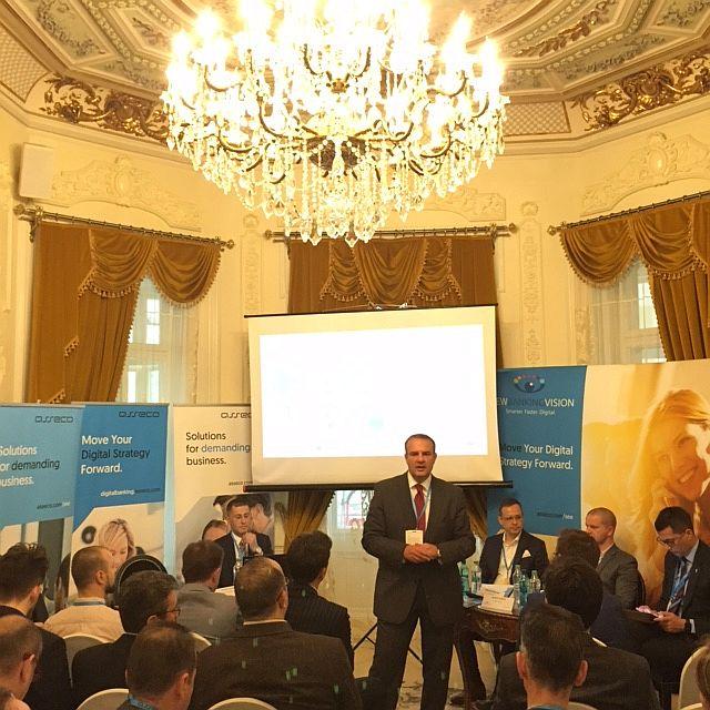 Conferința New Banking Vision powered by Asseco SEE  – o lecţie despre provocările viitorului