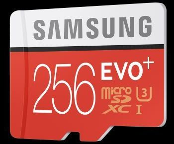 Samsung lansează cardurile MicroSD EVO Plus de 256GB