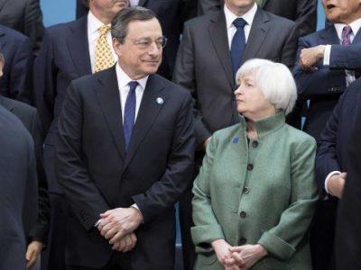 BCE şi FED copleşite de optimism