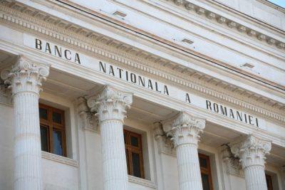 BNR: soldul creditului acordat firmelor şi populaţiei a crescut cu 0,7% în mai