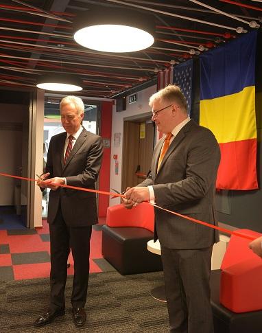 Oracle România face primul pas în provincie prin inaugurarea biroului său de la Iași