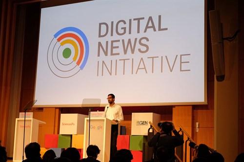 Google demarează a doua rundă de finanțare a programului Digital News Initiative