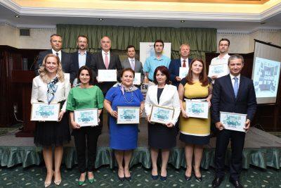 Excelenţa în banking, premiată la Gala Bancheri de Top 2016