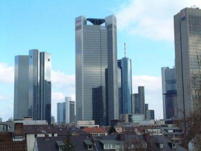 Frankfurt ar putea fi un mare câştigător al Brexit-ului