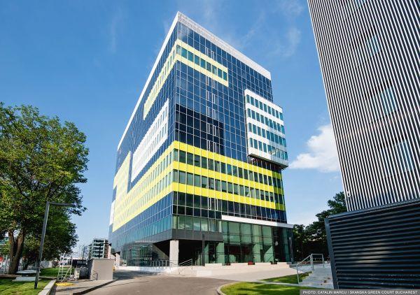 SKANSKA: Bucureştiul stă mai bine ca Berlinul la spaţiile de birouri