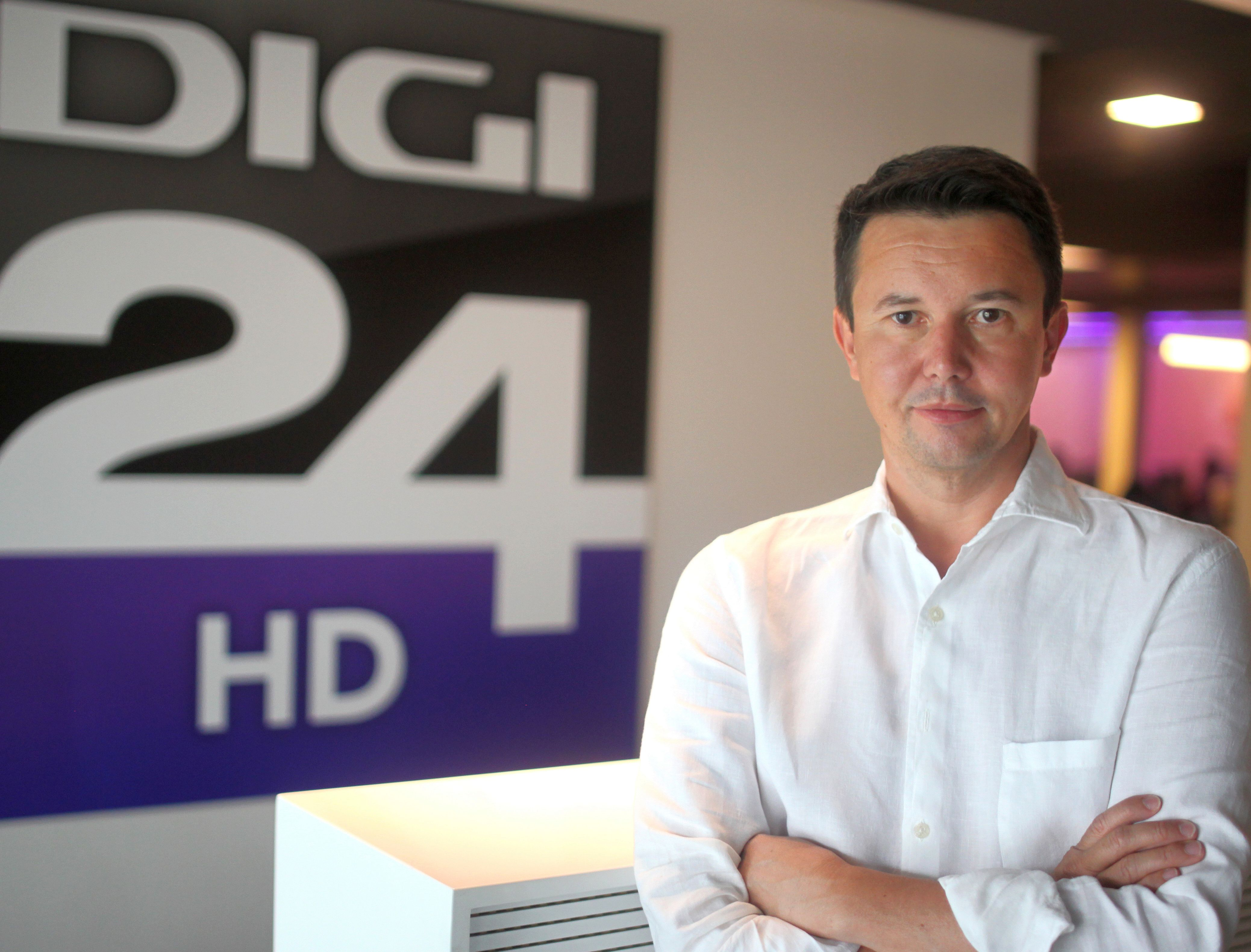 S-a relansat website-ul www.digi24.ro