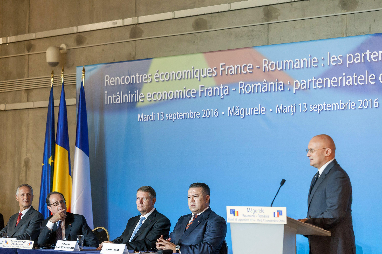 Florin Talpeş, fondatorul Bitdefender, invitat alături de preşedinţii Franţei şi României