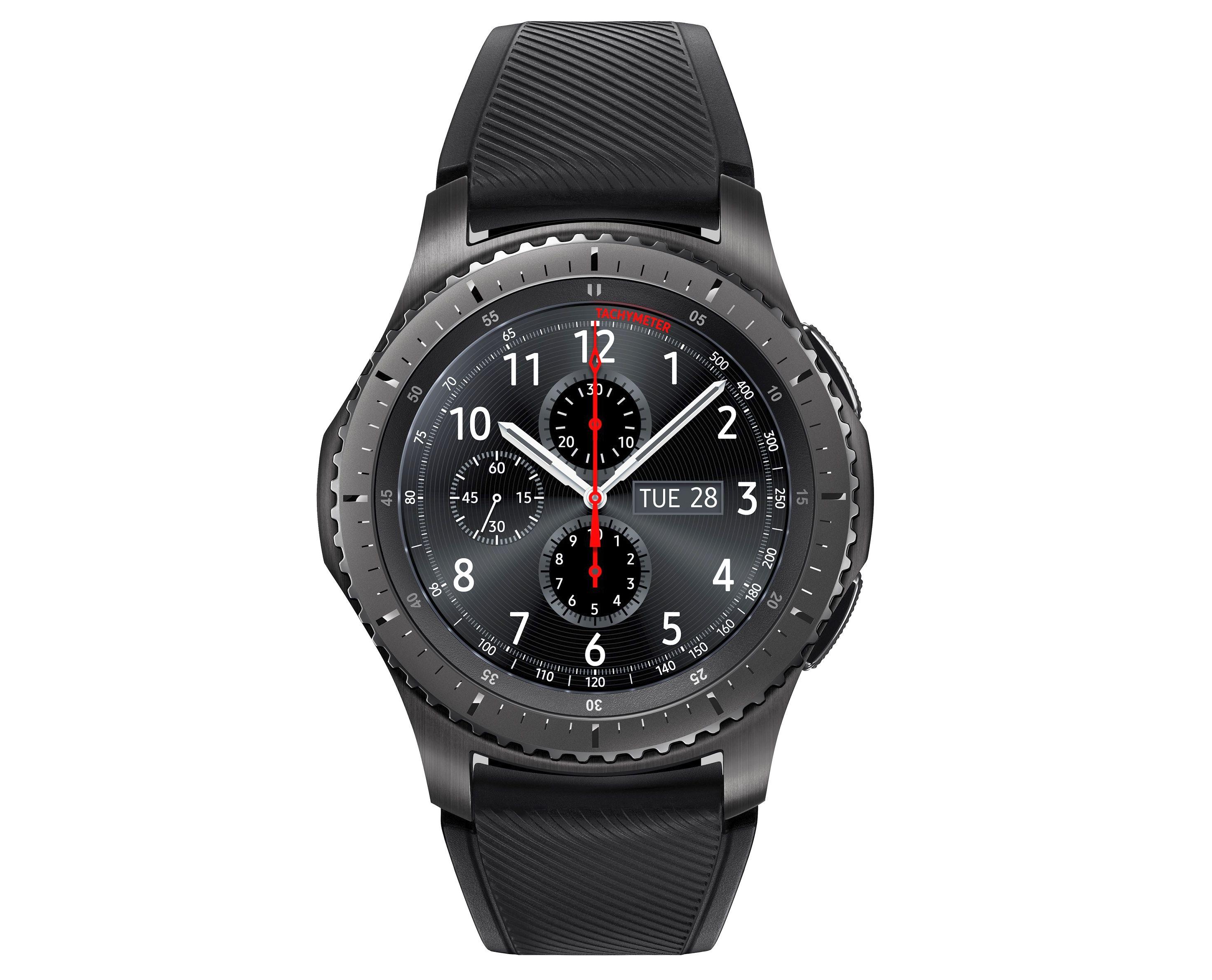 Samsung a lansat noul smartwatch Gear S3