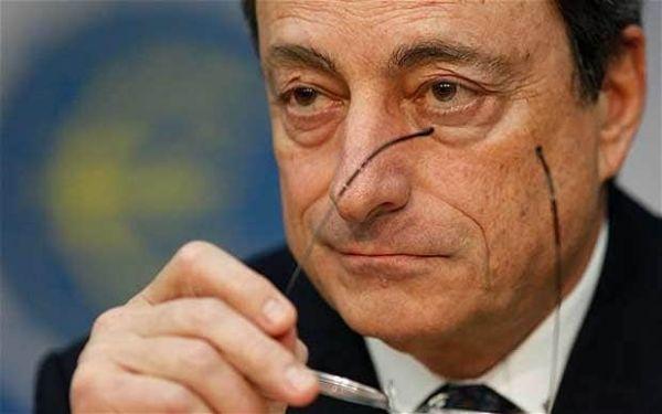 BCE menţine dobânzile, dar face rocada mică de prognoză economică