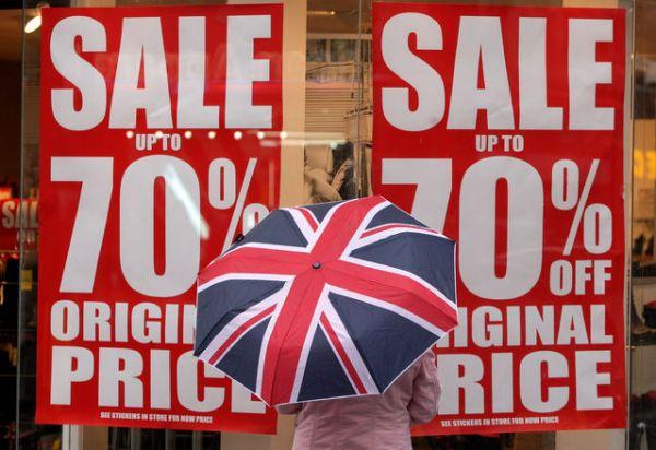 Marea Britanie stă mai bine după Brexit decât era de aşteptat