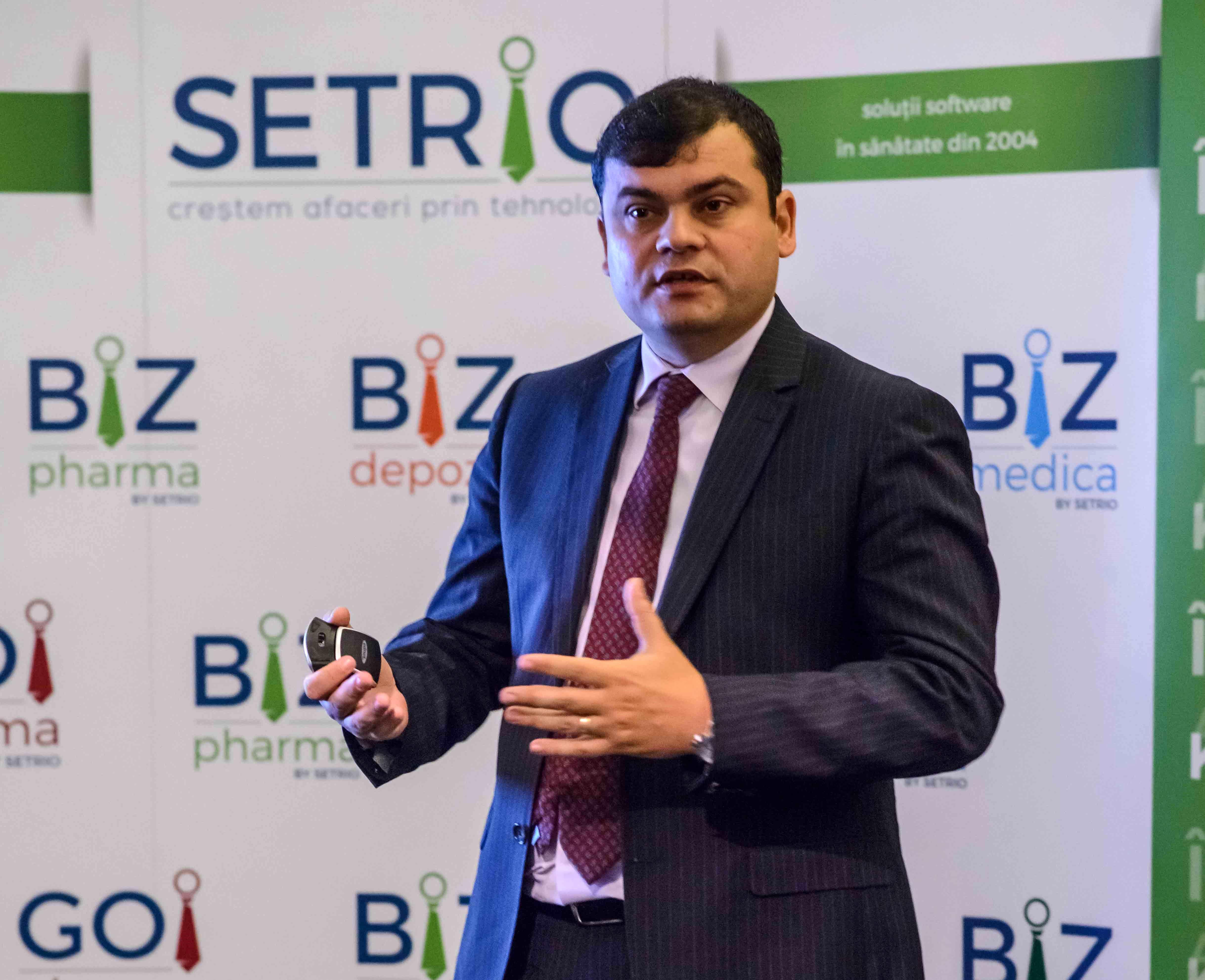 GoPharma, platforma online a Setrio Soft, a înregistrat creșteri de până la 10 ori în primele 6 luni de la lansare