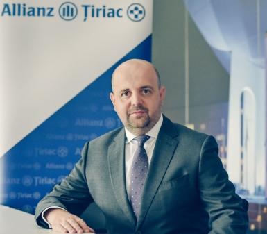 Virgil Şoncutean, director general  Allianz-Ţiriac Asigurări: Când intri într-un război al preţurilor, valoarea adusă clientului scade
