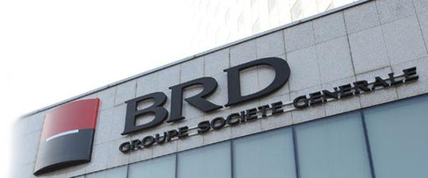 Eficienţă sporită la BRD: profitului net creşte cu 63,4% până la 763 milioane lei