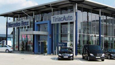 Ţiriac Auto lansează primul abonament pentru service auto