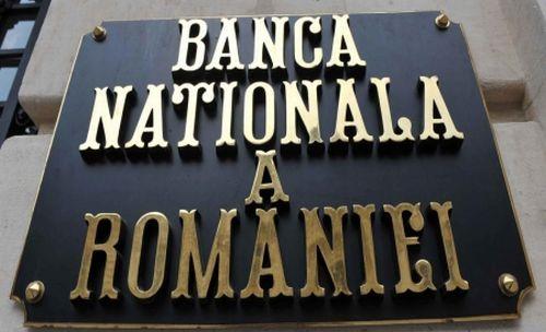 Banca Naţională menţine dobânda-cheie