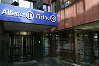 Allianz-Ţiriac: primele nouă luni au adus rezultate mai bune decât în 2015