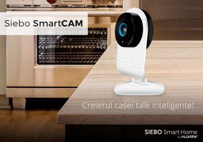 Allview intră pe piaţa de soluţii inteligente cu sistemul Siebo Smart Home