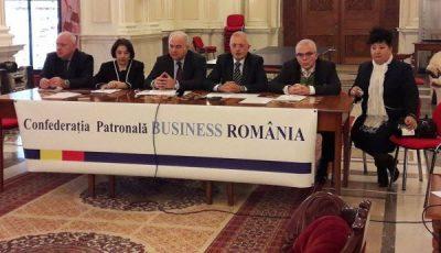 Patronatele se regrupează şi lansează confederaţia Business România