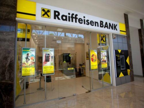 Raiffeisen Bank a înregistrat un profit net de 100 mil. euro şi o creştere a creditării de 10% în 2016
