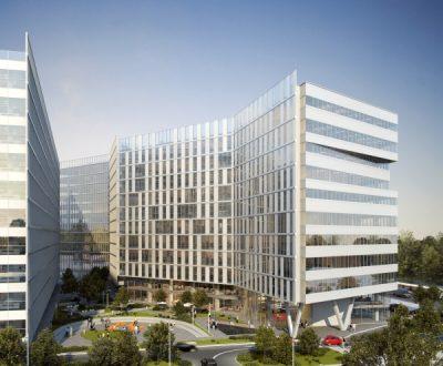 Skanska demarează construcţia proiectului Campus 6