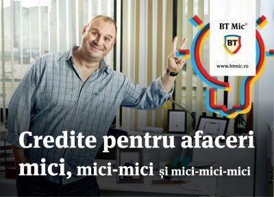 Grupul Financiar Banca Transilvania lansează BT Mic, companie dedicată finanțării afacerilor mici