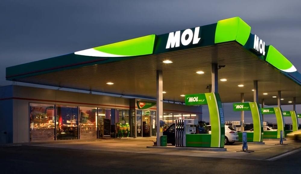 Grupul MOL, profit net de 941 milioane USD