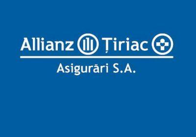 Allianz-Ţiriac îşi întăreşte statutul de lider al pieţei de asigurări