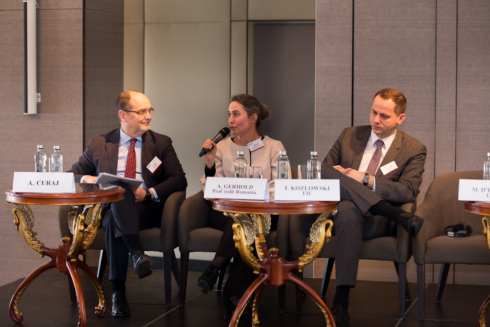 ProCredit Bank marchează un an de susținere a inovației pentru IMM-urile din România