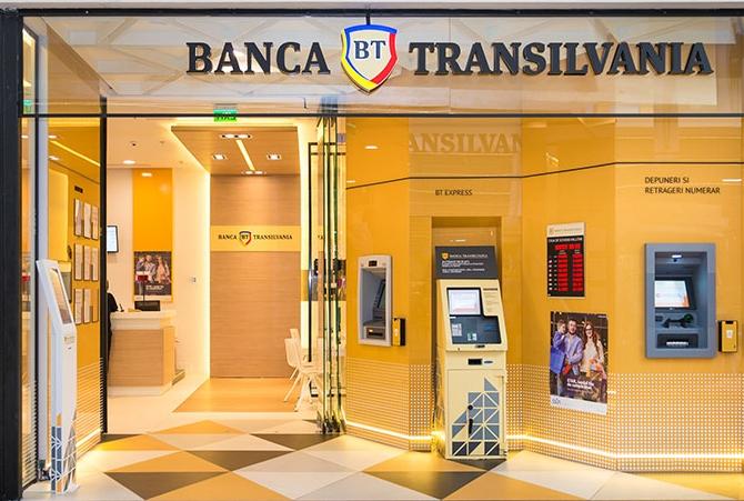 Fitch reconfirmă rating-urile Băncii Transilvania