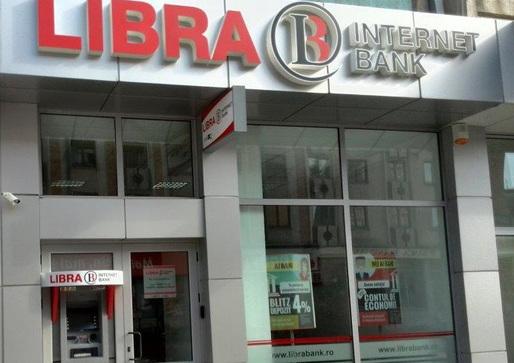 Libra Internet Bank, profit record de peste 32 milioane lei