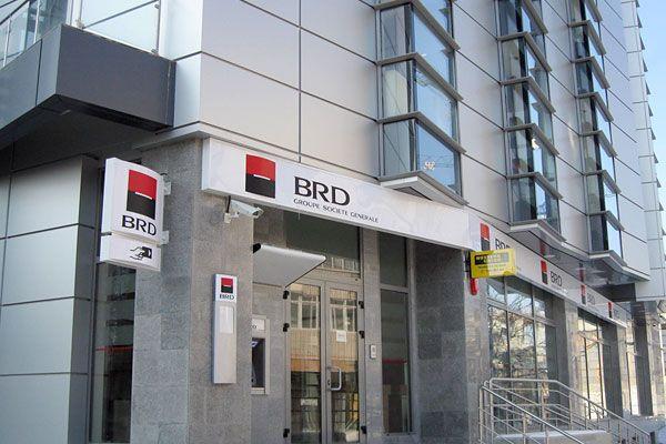 BRD, profit net de 330 milioane lei în T1 2017