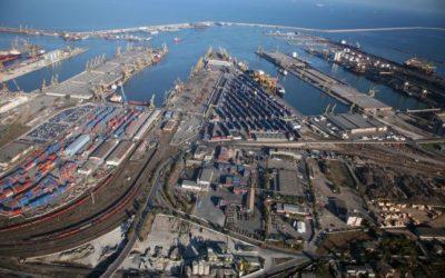 Finanţare în valoare de 33,6 milioane de euro pentru un proiect strategic în Portul Constanţa
